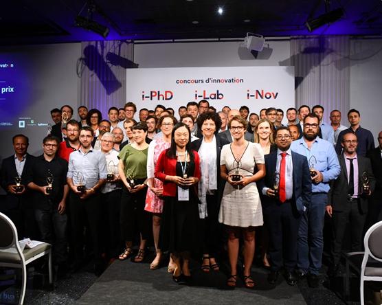 Cosmian lauréat du Concours d'Innovation i-Lab 2019